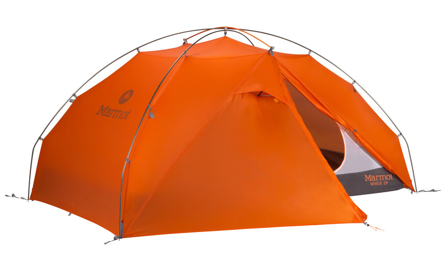 Marmot Miwok 2P Telt orange